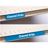 Shelf Talker Channel Strip