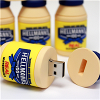 3D USB Flash Drive