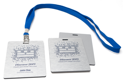 VIP Name Tags & Name Badges