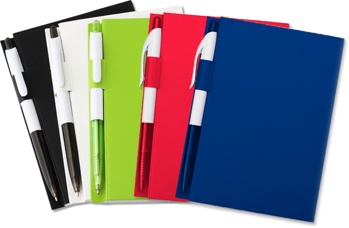 Notebook with Pen promotional item